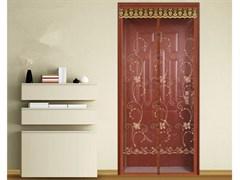 Штора/сетка Dekotex IMAGE ANT.01.03/XH01-BR, москитная на дверь, 100x210см, на магнитах, коричневый BROWN