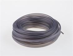 Леска для триммера TUSCAR Round DUO, Professional, 2.4ммх12мм, круглая, усиленная