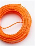 Леска для триммера TUSCAR Spiral, Premium, 2.4ммx12м, овальная спиралевидная
