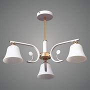 Люстра подвесная 3-рожковая 86045/3 WT SHGN19, диаметр 600мм, высота 410мм, 3х40W, E27, белый