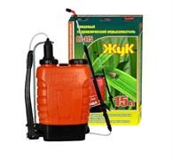 Опрыскиватель садовый ЖУК Cicle ОГ-115, 15л, ручной, пневматический, пластиковый