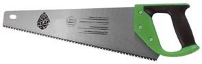 Ножовка КЕДР по дереву 500мм средний зуб 3D-заточка