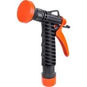 Пистолет поливочный Cicle Жук, 1/2дюйма, с фиксатором, с цанговым креплением, пластиковый