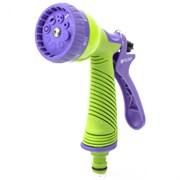 Пистолет-распылитель поливочный PALISAD, 8 режимов, эргономичная рукоятка, пластиковый
