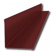 Планка угла внешнего 15x50x50x15, 2м, Ral 8017 Коричневый