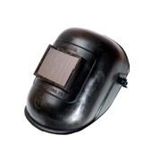 """Щиток защитный лицевой для электросварщика """"НН-С-702 У1"""" с увеличенным наголовником, 110803, евростекло 110х90 мм"""