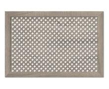 Экран для радиатора МДФ/ХДФ, 900x600мм, Готико, дуб винтаж