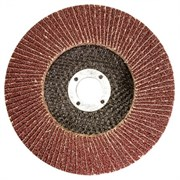 Круг БАЗ лепестковый торцевой, 150x22мм, P80 (16Н)