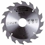Диск пильный по дереву STAYER FASTCUT, 156.5x12.7мм, 16T - 16 зубьев