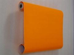 Пленка самоклеящаяся 7012, 450ммх8м, оранжевая глянцевая