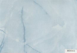 Пленка самоклеящаяся М0045, 900ммх8м, мрамор голубой