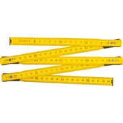 Метр STAYER 3422-1, 1000мм, складной, деревянный