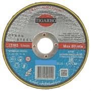 Круг зачистной шлифовальный TIGARBO, по металлу, 180x6x22.2мм