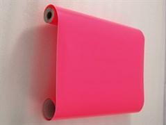Пленка самоклеящаяся 7006, 450ммх8м, розовая