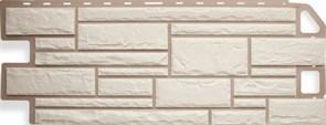 Панель фасадная Альта-Профиль Камень 1140x480мм, белый