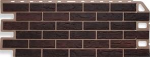 Панель фасадная Альта-Профиль Кирпич 1140x480мм, жженый