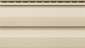 Сайдинг-панель VOX VILO VSV -03, 0.6м2, 200ммx3м, бежевый