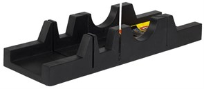Стусло STAYER STANDARD MIDI 1540-2.5, 2.5дюйма, для заготовок до 65х35мм, пластмассовое