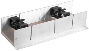 Стусло ЗУБР Мастер 15379-70, для заготовок до 55х65мм, алюминиевое, с быстрозажимной струбциной