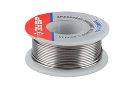Припой ЗУБР 55422-100, оловянно-свинцовый, 30%Sn/70%PB, 100г