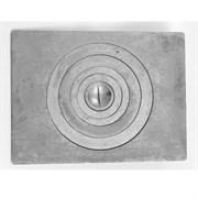 Плита одноконфорочная П1-5,  705x530мм, под казан, чугунная