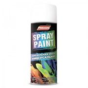 Эмаль аэрозольная PARADE Spray Paint по ржавчине, акриловая, универсальная, 400мл, белый глянец