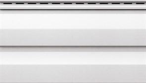 Сайдинг-панель VOX VILO VSV -03, 0.6м2, 200ммx3м, белый