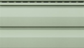 Сайдинг-панель VOX VILO VSV -03, 0.6м2, 200ммx3м, светло-зеленый