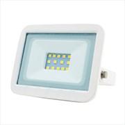 Прожектор светодиодный LEEK LE FL SMD LED7, 10W, CW, IP65, холодный белый, ультратонкий, белый