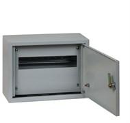 Щит распределительный ЩРН-12, 220x300x120мм, IP31, mb21-12-bas EKF Basic, навесной, металлический