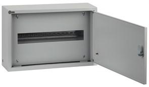 Щит распределительный ЭРА ЩРН-12з, 220x300x126мм, IP31, NO-120-00, полная комплектация, навесной. металлический