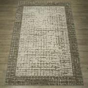 Ковер Веста 46105-45055, 80х150см,прямоугольный, серый
