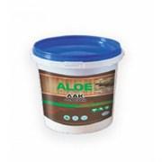 Лак ALOE для стен: камень и дерево, для внутренних и наружных работ, вододисперсионный, акриловый, 0.9кг, глянцевый