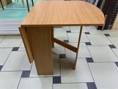 Стол обеденный Бабочка, 1200x720x740мм, раскладной, ЛДСП 16мм, бук