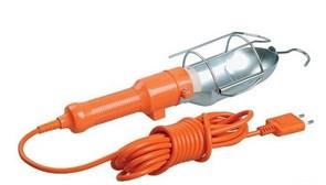 Переноска/светильник переносной ЛСУ-1, Е27, 60W, 220V, IP20, 15м, с выключателем