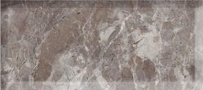 Плитка настенная керамическая облицовочная CLASSIKO 133462, 20x45см, глянцевая, объемная штампованная, коричневая