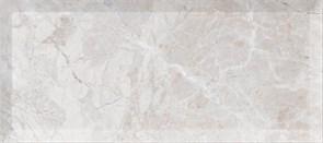 Плитка настенная керамическая облицовочная CLASSIKO 133460, 20x45см, глянцевая, объемная штампованная, бежевая