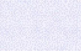 Плитка настенная керамическая облицовочная 122981 BELLA  Деко-1, 25x40см, объемная, глянцевая, фиолетовая светлая