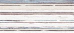 Плитка настенная керамическая облицовочная 132011 Гамма, 20x45см, матовая, полосы