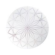 Светильник настенно-потолочный светодиодный Jazzway 5011984, 12W(920lm), 4000K, Astra (Звезда), 260x95мм, декоративный