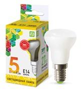 Лампа светодиодная ASD R39, LED, 450лМ, 3000К, 5В, 220Вт, Е14