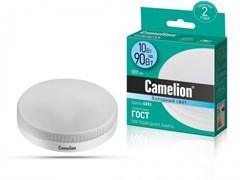 Лампа светодиодная Camelion LED10- GХ53/845/GХ53, 10Вт, 170-265В, GХ53