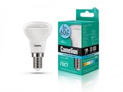 Лампа светодиодная Camelion LED6-R50/845/E14, 6Вт, 170-265В, E14