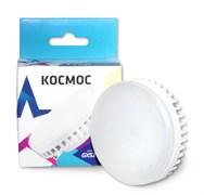 Лампа светодиодная КОСМОС Lksm LED10wGX5345C,  4500К, 10Вт, 220В, GX53