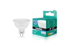 Лампа светодиодная Camelion LED10-JCDR/845/GU5.3, 10Вт, 170-265В, GU5.3