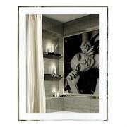Зеркало прямоугольное с фацетом САНАКС 45656, 535х680мм, комбинированное
