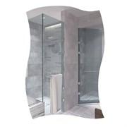 Зеркало фигурное  САНАКС 45701, 385x580мм, обычное