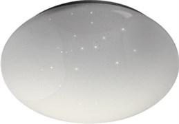 Светильник настенно-потолочный светодиодный Jazzway 5009073, 18W(1380lm), 4000K, Starway (Звездный путь), 330x100мм, декоративный
