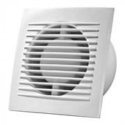 Вентилятор бытовой вытяжной E-EXTRA ЕЕ-100, с шариковым подшипником 100мм, накладной, белый