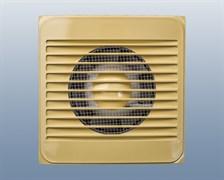 Вентилятор вытяжной осевой EVENT 100С, бежевый